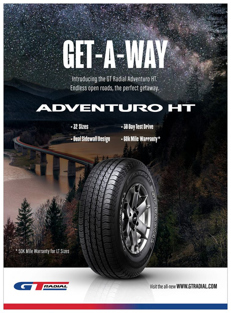 GT Radial's New Tire - Adventuro HT