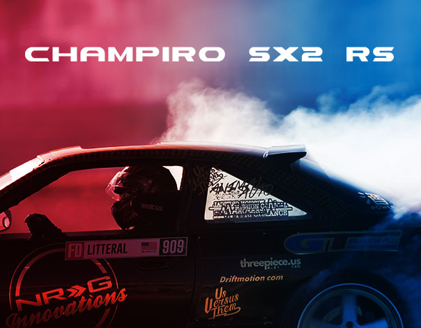 Champiro SX2 RS - GT Radial's New Extreme Performance Tires