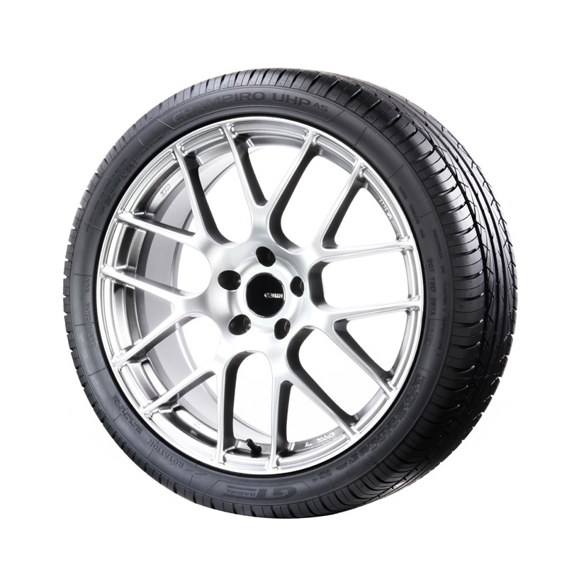 GT Radial CHAMPIRO UHPAS Performance Radial Tire 215//45ZR17 91W